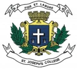 St. Joseph college logo