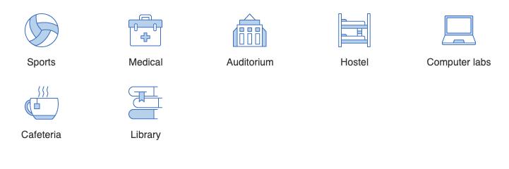 PES University Facilities
