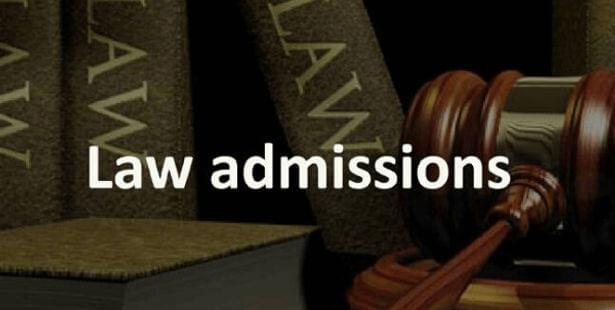 School Of Law Admission 2021
