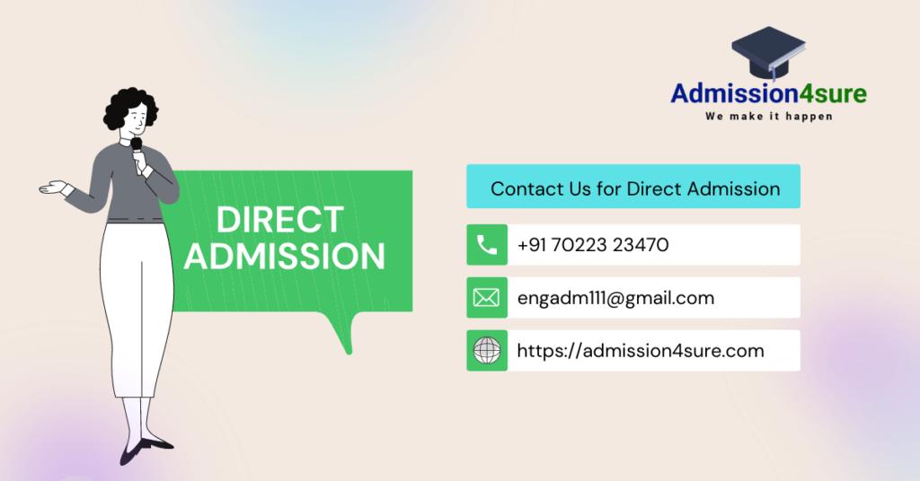 Direct Admission