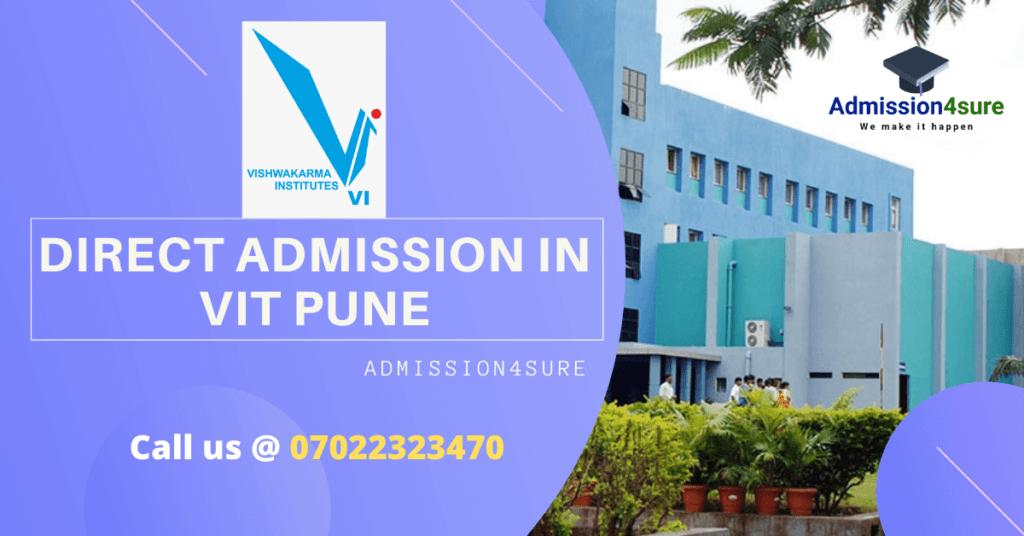 Direct Admission in VIT Pune