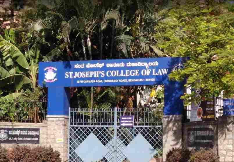 Direct Admission in St. Joseph Law College